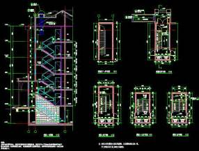 cad stairs cad design drawings free download autocad blocks
