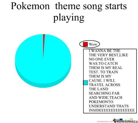 Theme Meme - pokemon theme song starts playing by ana nikoloska 7