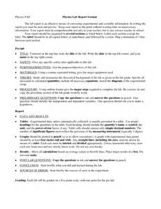 physics lab template writing a physics lab report best writing company