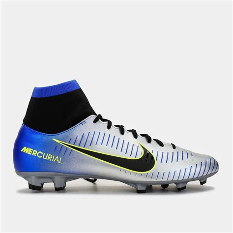 football shoes junior shop blue nike mercurial victory vi dynamic fit neymar jr
