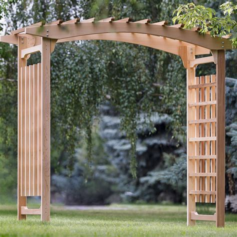 Wedding Arbor by 5 Ways To Decorate A Wedding Arbor