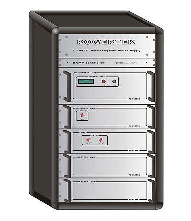 Gtec Zp110 Series Ups 2 Kva 1 6 Kw powertek ups