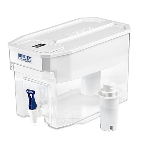 brita bed bath and beyond brita 174 ultramax large capacity dispenser bed bath beyond