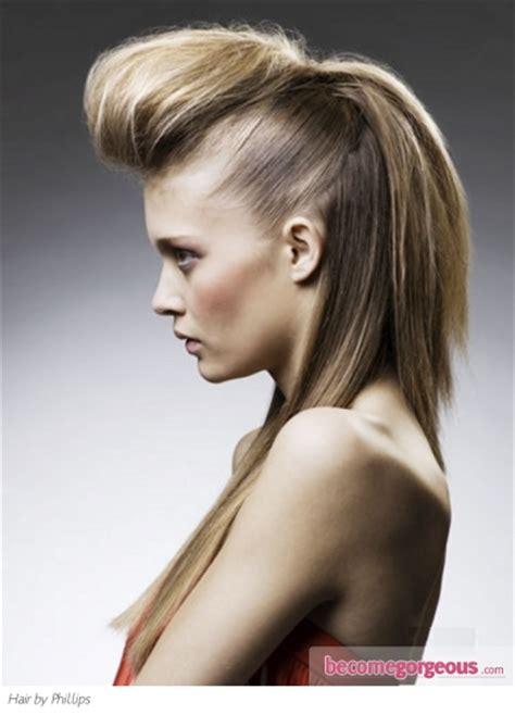 hairstyles for long hair quiff hairstyles quiff long hair