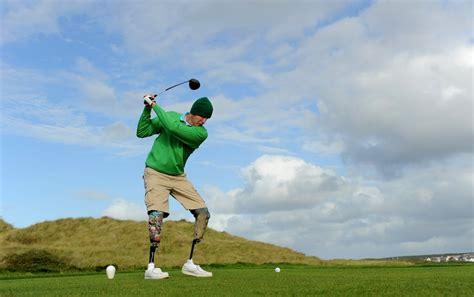 Armchair Golf by Armchair Golf Wounded Veterans Enjoy Golf
