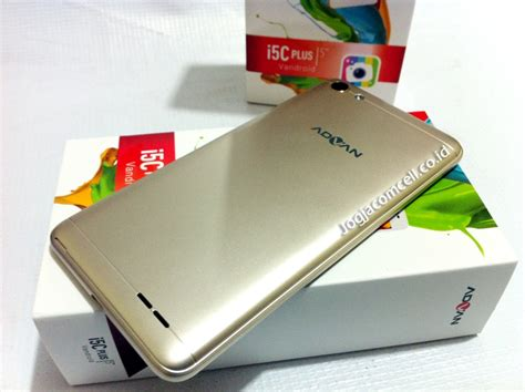 Advan I5c 2gb 16gb jual smartphone vandroid advan i5c plus ram 2gb
