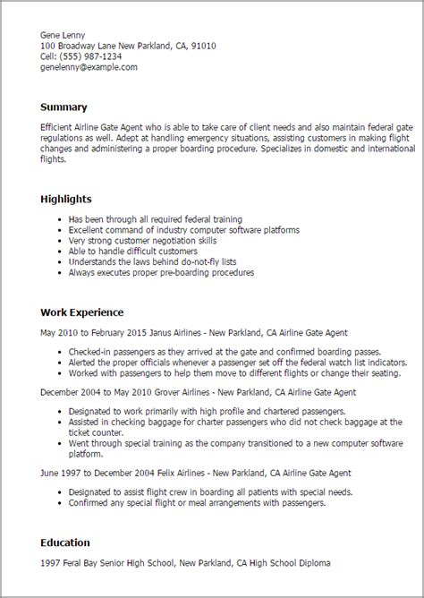 Airline Ticket Cover Letter by Insurance Salesperson Resume