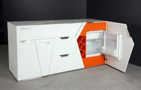 modern compact kitchen ultra modern compact kitchen by boxetti