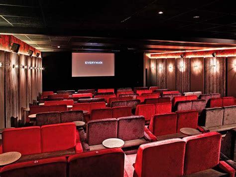 cinema with couches london everyman maida vale