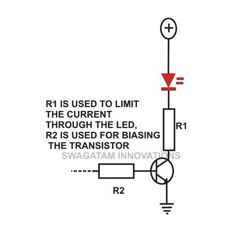 current limiting resistor for mosfet what is the function of a resistor functions explained with illustrations