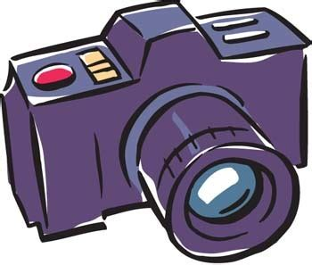 camera color clipart