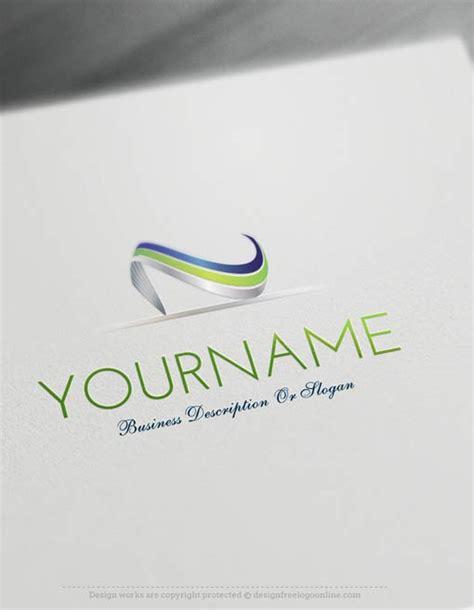 free logo design easy create a logo free online 3d wave logo templates