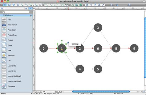 pert diagram software how to create presentation of your project gantt chart
