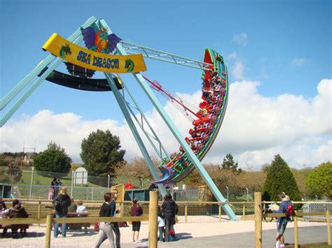theme park near bristol woodlands cing and caravan park blackawton devon