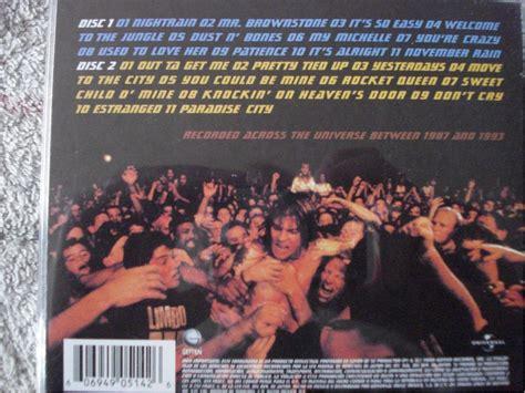 guns n roses live era mp3 download guns n roses 2cd s musica album live era 87 93 295