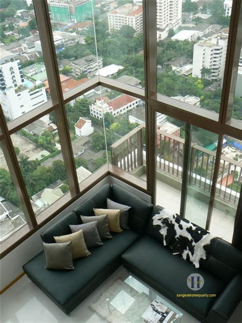 luxury duplex condo for rent in sukhumvit 24 the emporio place new luxury duplex sukhumvit 24 condominium for rent in