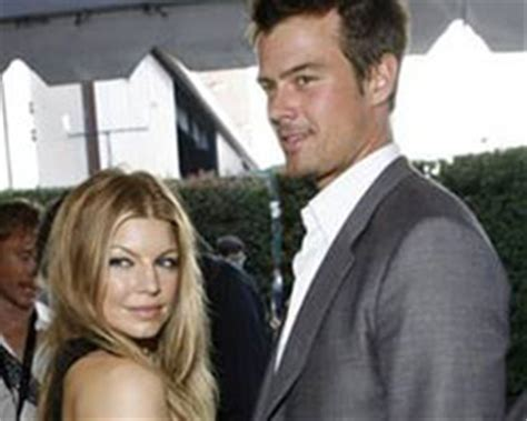 Black Eyed Peas Fergie Engaged To Josh Duhamel Reps Confirm by Fergie Engaged To Boyfriend Actor Josh Duhamel