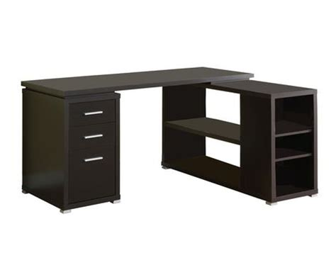 Corner Desks Canada Monarch Cappuccino Hollow Corner Desk Walmart Canada