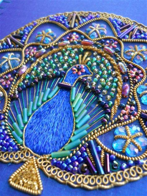 indian bead embroidery 765 best bead embroidery images on beaded