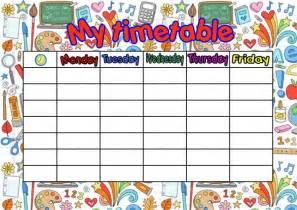 my timetable 2 worksheet free esl printable worksheets