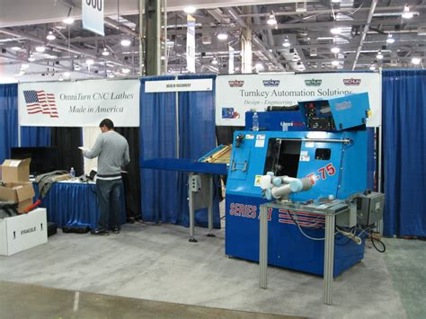 precision machining technology richlin in booth 1022 at the 2015 precision machining