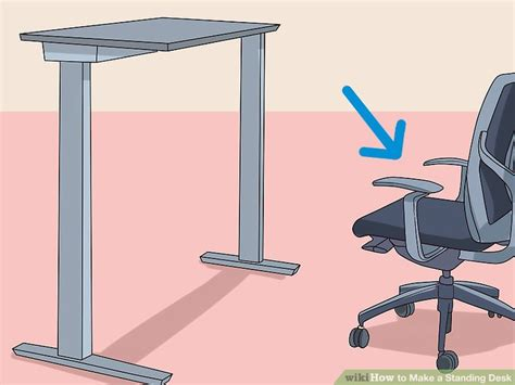 how to make a standing desk how to make a standing desk 12 steps with pictures