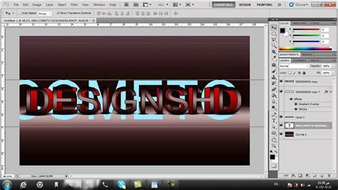 photoshop cs5 tutorial 3d text with a drop shadow youtube photoshop cs5 tutorial how to make 3d text background