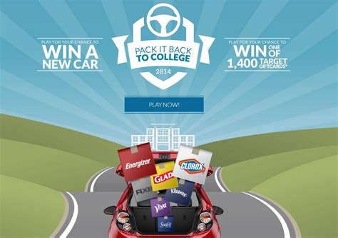 Ls Plus Sweepstakes - win a sonic in the clorox pack it back to college sweepstakes the news wheel