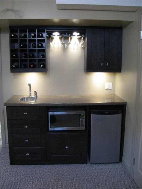 Whet Bar Everlast Custom Cabinets Custom Kitchens Cabinetry