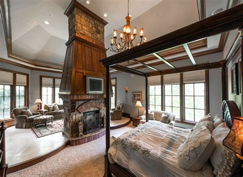bedroom fireplaces luxury master bedrooms with fireplaces designing idea
