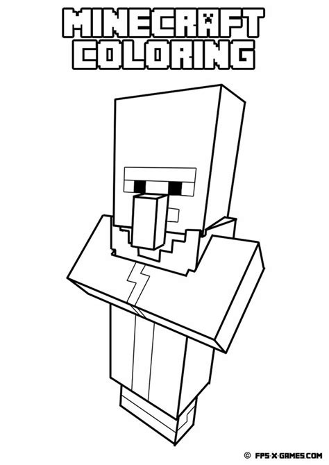 minecraft bunny coloring page 19 best minecraft coloring pages images on pinterest