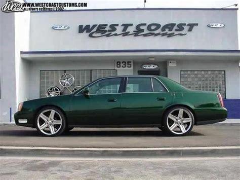 2003 Cadillac Rims by Rims For A Cadillac Sedan