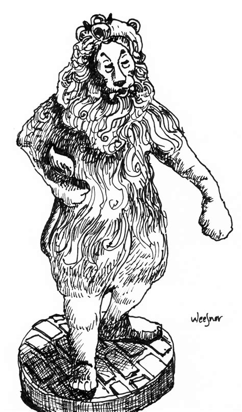cowardly lion coloring pages free coloring pages of oz tin man