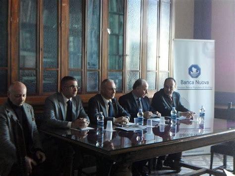 Www Banca Nuova It by Reggio Provincia E Banca Nuova Siglano Protocollo