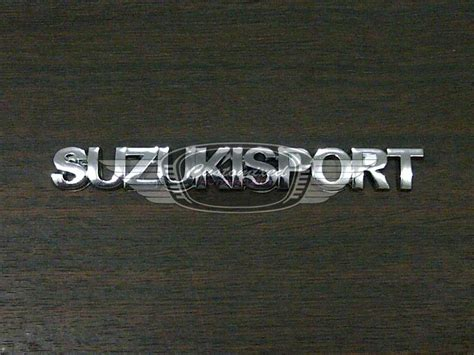 Emblem Suzuki Emblem Suzuki Sports Customixed Autoproject