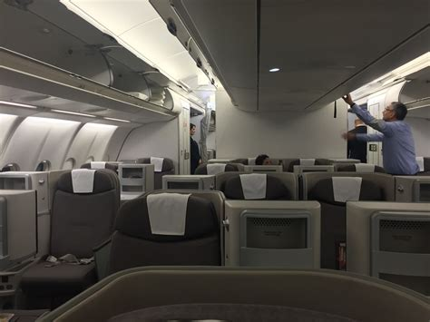 Iberia Cabin by Review Iberia Airlines Business Class Lhr Mad