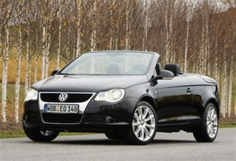 volkswagen eos review   carsguide