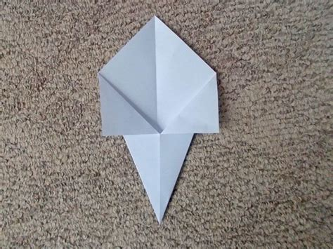 Origami Ghost - easy origami ghost craft for