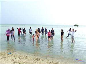 Open Trip Pulau Pari 28 Oktober 29 Oktober 2017 ngebolang