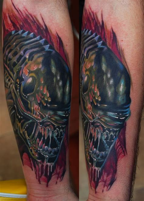 alien head tattoo 114 best images about tattoos on evil