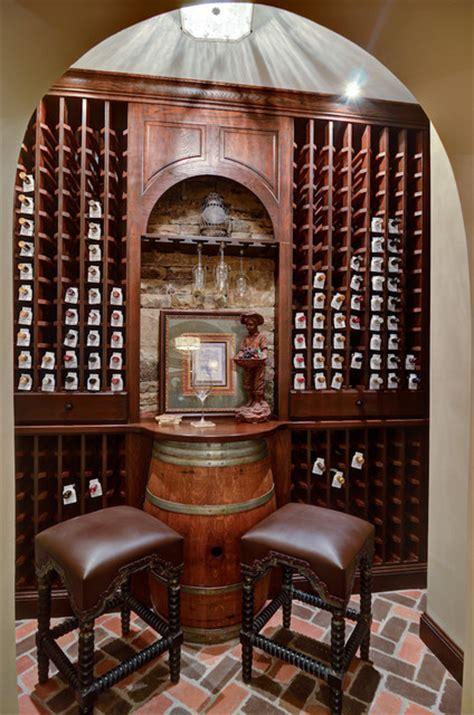 Small Home Wine Cellar Ideas Atlanta Basement Design Build Traditional Wine Cellar