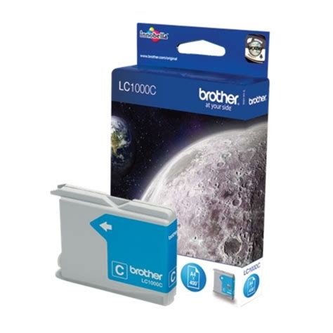Tinta Original Lc 535 Cyan cyan cartridge approx 400 a4 pages lc1000c