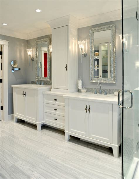 jack and jill bathroom ideas 10 great ideas for custom sized bathroom mirrors