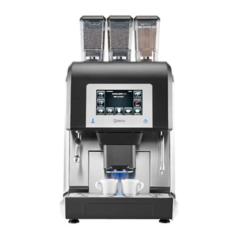 NECTA Karisma Espresso   Direct Coffee Supplies
