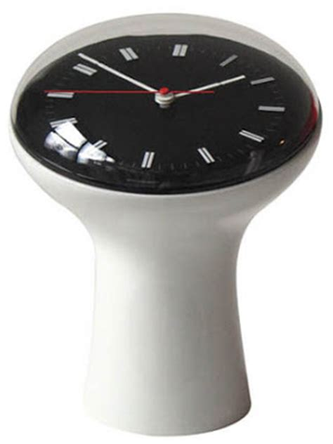 Modern Table Clock by Mid Century Modern Table Clock Modern Design By