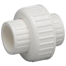 Pipa Pvc 1 14 Wavin Dpralon 1 14 1 Meter shop homewerks worldwide 1 in dia pvc sch 40 union at lowes