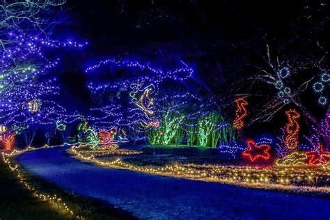Britzer Garten Weihnachtsmarkt by Best Lights Display Winners 2014 10best Readers