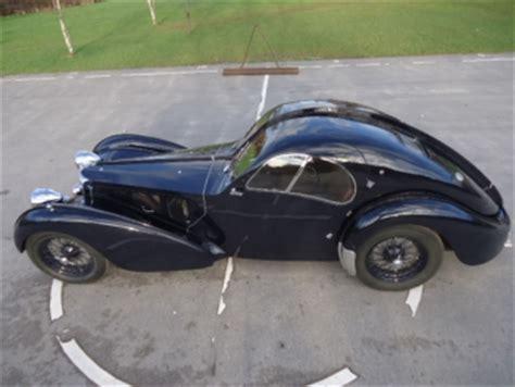 bugatti type 57 replica for sale bugatti t57s atlantic replica by erik koux