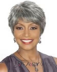 grey hairstyles 50 short hairstyles for grey hair