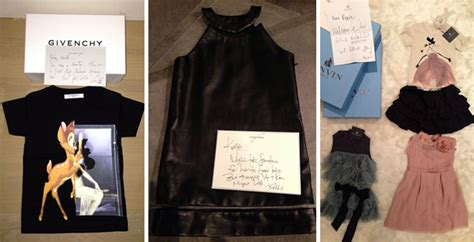 North west designer wardrobe revealed
